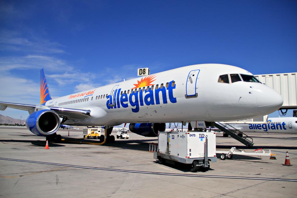 Allegiant Air Adds Flights from Memphis to Destin and More