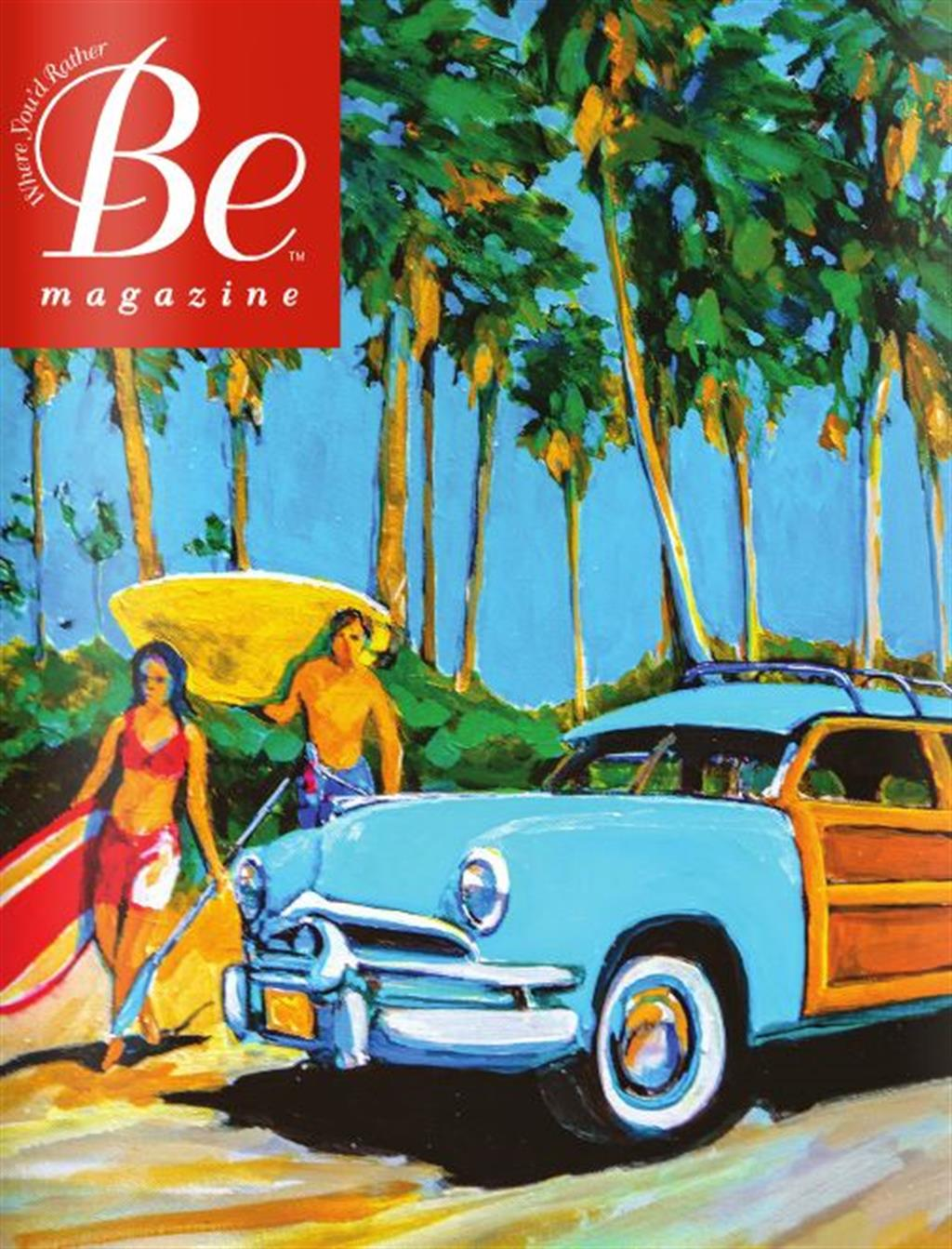 2nd Edition of Where Youd Rather Be Magazine Features Best of Destin and South Walton