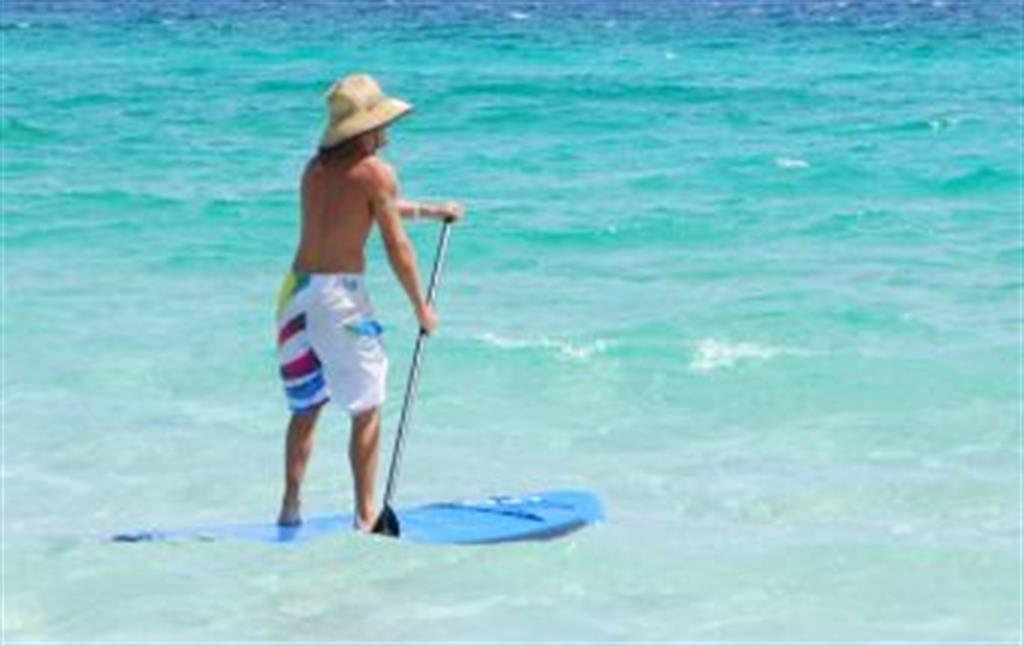 Tips for Stand Up Paddle Boarding in Destin
