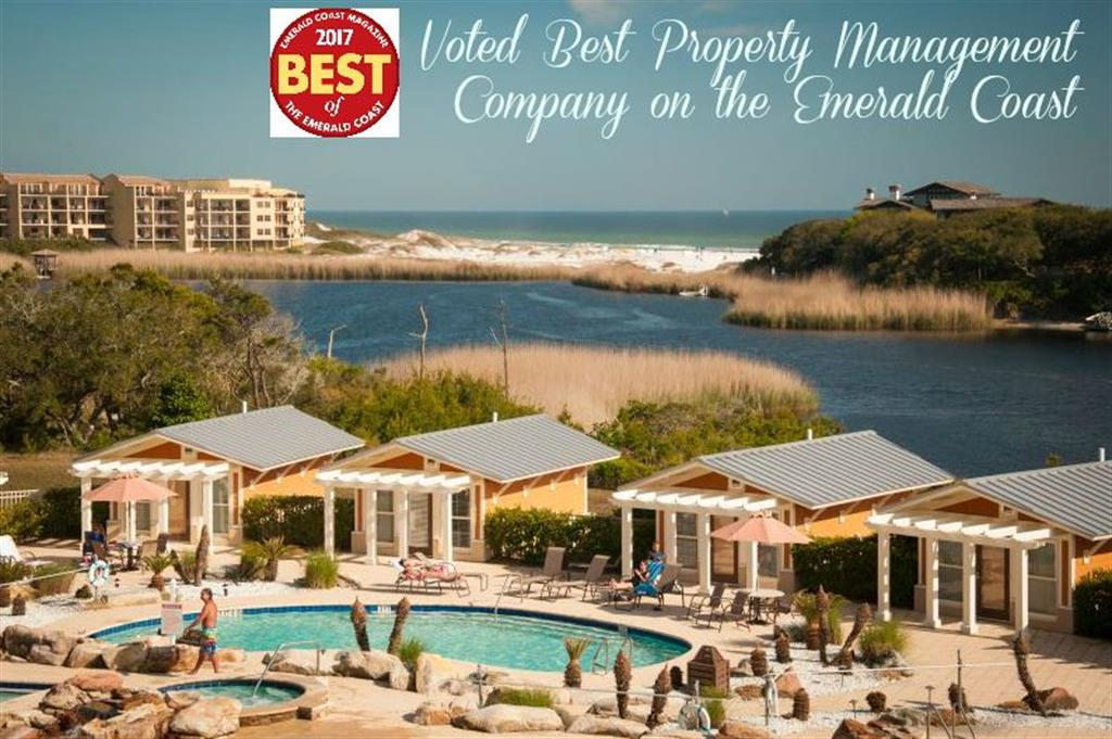 NewmanDailey Voted 2017 Best Property Management Company by the Readers of Emerald Coast Magazine